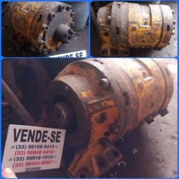 motor de giro,para retroescavadeira,perfuratriz poço artesiano