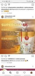 Super Chá SB - Seca Barriga