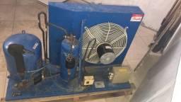 Motor de câmara frigorífica