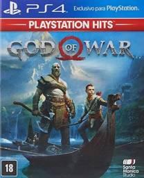 God of War 4 PS4 - Novo