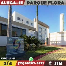 Parque Flora 2/4-Próximo a-Ftc-Ufrb-Av. Artêmia Pires-Feira de santana-Ba