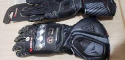 Luvas em Couro Dainese Full Metal RS XL