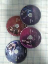 Título do anúncio: Zumba Fitness DVD