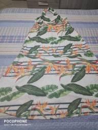 Título do anúncio: Vestido Helanca Comprido G