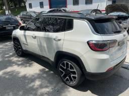 Título do anúncio: Jeep Compass 2018  77000 Km LIMITED 2.0 Flex