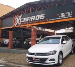 Título do anúncio: VW VIRTUS COMFORTLINE MSI 1.6 FLEX 2019- ACEITAMOS TROCA