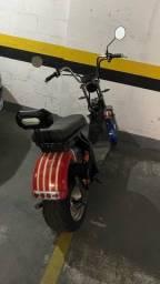 Título do anúncio: Vendo scooter eletrica/ bicicleta eletrica 2000W