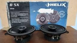 Título do anúncio: Coaxial Helix Blue B 5 x Importado Alto falante