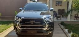 Título do anúncio: Toyota hillux 0 km srx