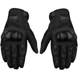 Luva X11 Blackout Com Proteção preta - somos loja, parcelamos
