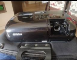Título do anúncio: Projetor Marca Epson S6+ Modelo H283a
