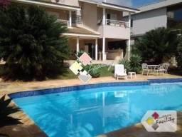 Casa com 4 dormitórios para alugar, 330 m² por R$ 13.000,00/mês - Alphaville - Campinas/SP