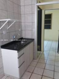 Apartamento para Locação em Presidente Prudente, GIRASSOIS, 2 dormitórios, 1 banheiro, 1 v