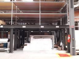 Título do anúncio: Mezanino - suportam aproxim 10 toneladas