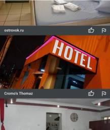 Título do anúncio: Passo ponto hotel fat 35/40