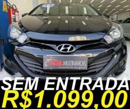 Hyundai Hb20 S 1.6 Mec. Flex 2014 Único Dono