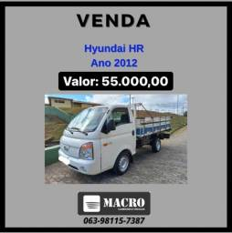 Título do anúncio: Hyundai HR na cor branca ano 2012