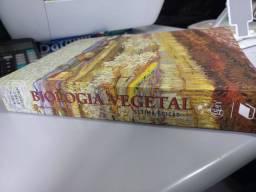 Título do anúncio: Livro Biologia Vegetal sétima edição e livro Anatomia vegetal noções básicas