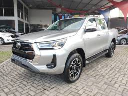 Título do anúncio: Toyota Hilux SRX 0km Pronta Entrega