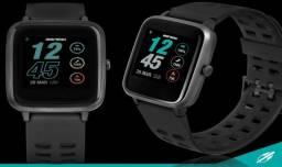 Título do anúncio: Relógio Smartwatch Mormaii Life Preto Entrega Grátis Em Fortaleza-CE