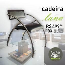Título do anúncio: Cadeira para recepção ou aproximação Cromada