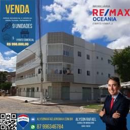 AR Vendo Prédio Residencial e Comercial em Serra Talhada PE