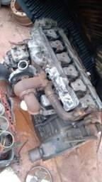 Título do anúncio: Vendo motor mwm x10 6 cilindros turbinado