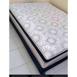 Título do anúncio: Pronta entrega ( cama Box Casal Nova ) Super Luxo de casal frete grátis
