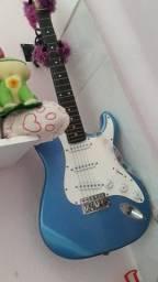 Título do anúncio: Guitarra azul