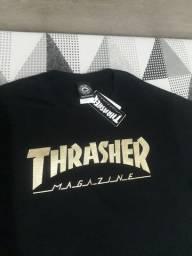 Camiseta Thrasher Magazine Nova