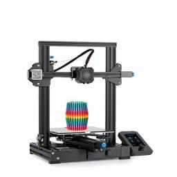 Título do anúncio: Impressorra 3D Creality Ender 3V2.