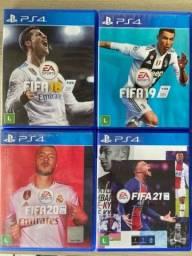 Título do anúncio: Fifa PS4