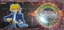 Título do anúncio: Konami Yu-gi-oh Shonen Jump Tcg Tabuleiro Dupla face