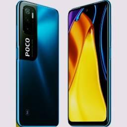 Título do anúncio:  Xiaomi Poco M3 Pro 64gb 4ram - Poco m3 pro