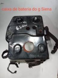 Título do anúncio: Caixa de bateria Grand Siena