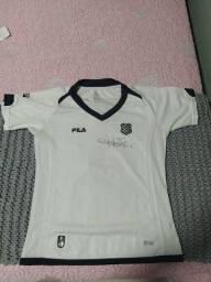 Título do anúncio: Camisa Figueirense Autografada