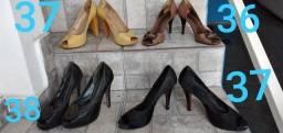 Título do anúncio: Sapatos de Salto