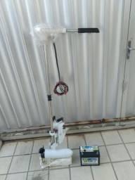 Título do anúncio: Motor de popa elétrico para água salgada panton 54 LB