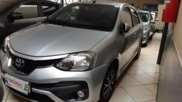 Título do anúncio: Etios Sedan Platinum 1.5 Automático 2018