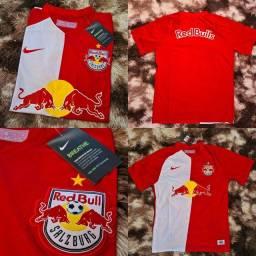 Camisa Red Bull tamanho G