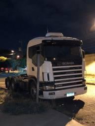 Título do anúncio: Scania R124 420 2001 6x2