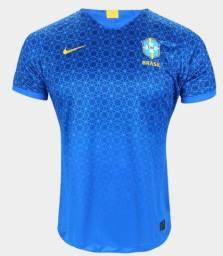 Camiseta Seleção Brasileira Feminina Nova