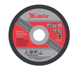 Disco de Corte 115X1,6X22mm para Metal - MTX-7432855 COD. 2593048 MTX