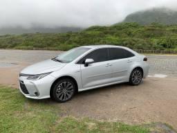 Título do anúncio: Corolla Toyota Hibrido Altis Premium