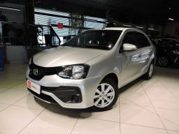 Toyota Etios Sedan Plus 1.5 Flex 2020 4P