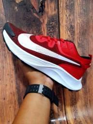 Título do anúncio: Tênis Nike Trail Vermelho