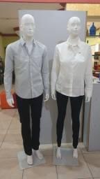 Título do anúncio: Manequins da Expor Manequins