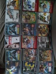 Jogos originais de play 3 PS3 preços chat passo cartão entrego