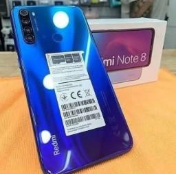 Note 8 64gb azul LACRADO