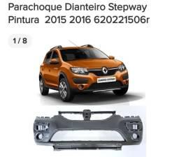 Parachoque Dianteiro Sandero Stepway